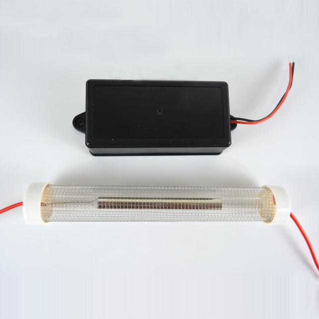QuantaLamp 40-Watt Excimer 222nm Far UVC Light Bulbs 40w Far-UV Light Quartz Glass Tube 28mm*205mm 24V DC