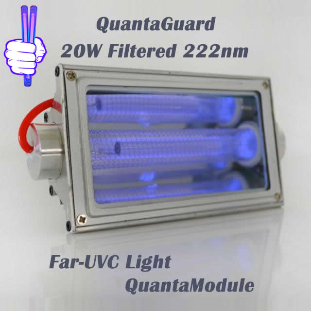 222-nm-far-uvc-light-Manufacturers-direct-buy-QuantaModule-excimer-far-uvc-lamp-5-watt-24v-DC-power-supply-band-pass-filter-and-housing-kit