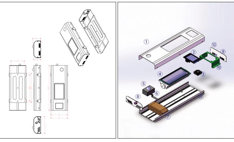 far-uvc-light-firstuvc-quantaguard-parts